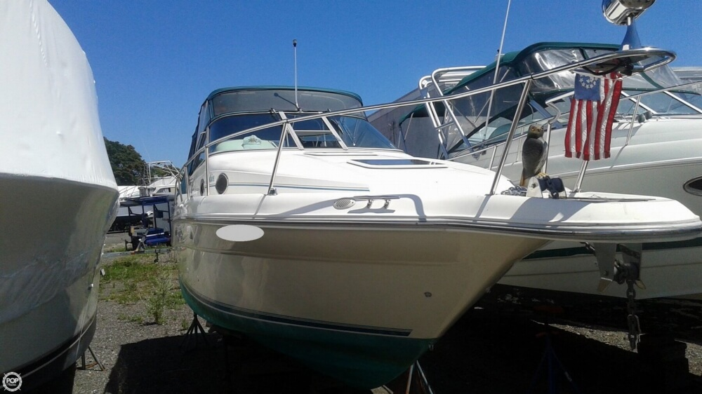 1994 Sea Ray 270 Sundancer - Photo #23