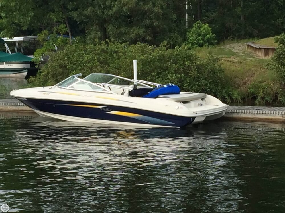 2006 Sea Ray 205 Sport - Photo #25