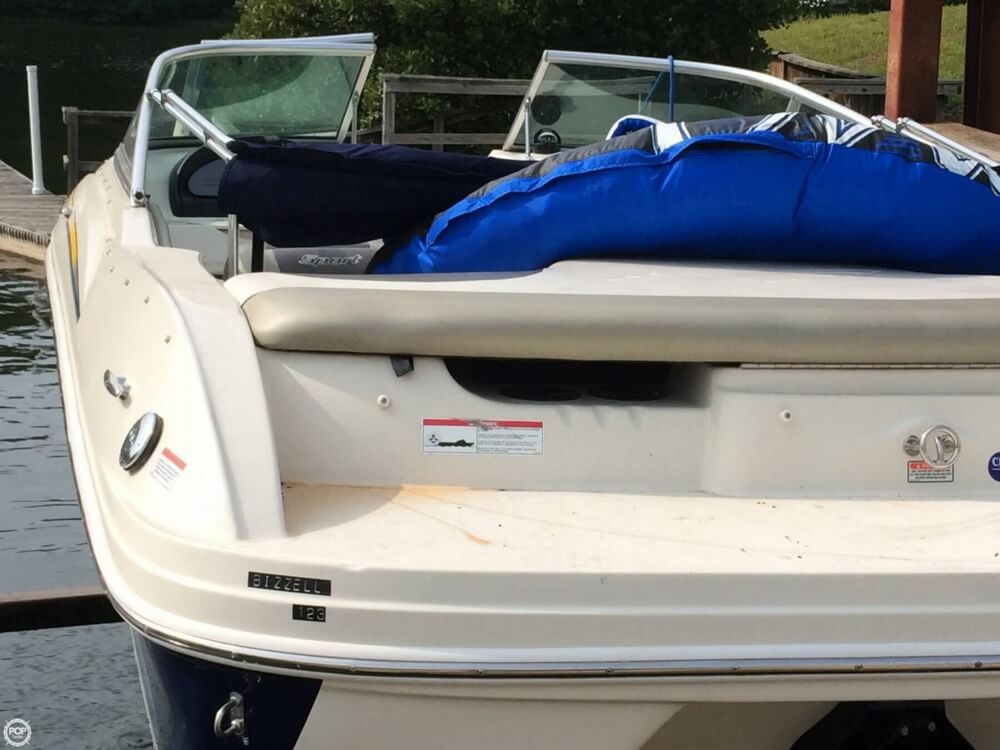 2006 Sea Ray 205 Sport - Photo #32
