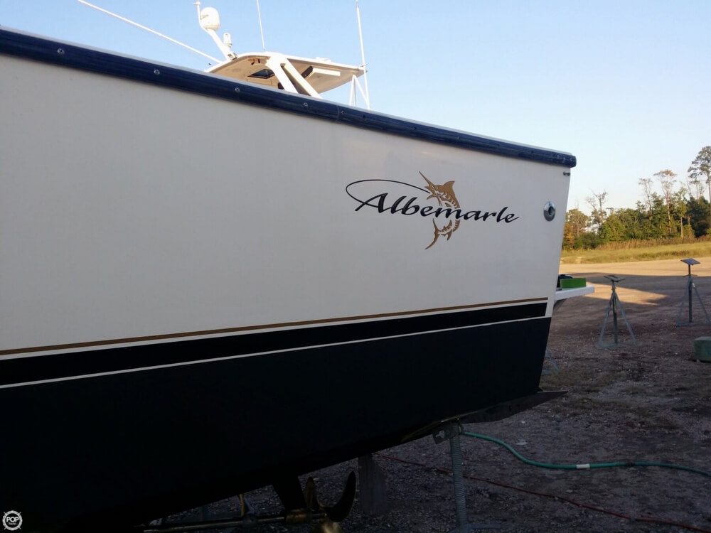 1991 Albemarle 27 - Photo #13