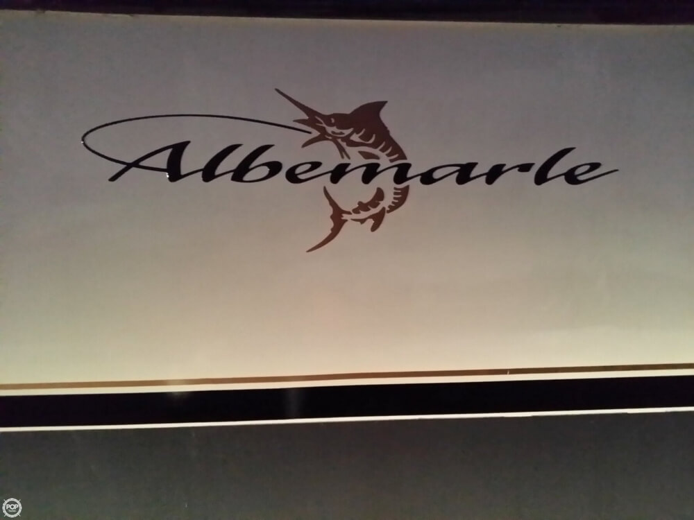 1991 Albemarle 27 - Photo #14