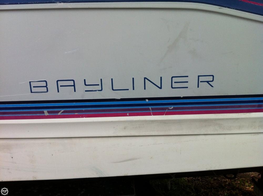 1989 Bayliner 2755 Ciera Sunbridge - Photo #7