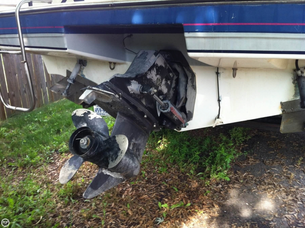1989 Bayliner 2755 Ciera Sunbridge - Photo #10