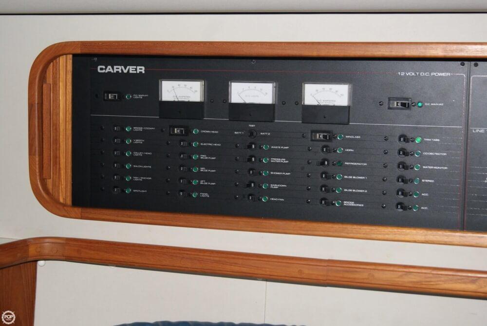 1990 Carver 3897 Santego - Photo #40