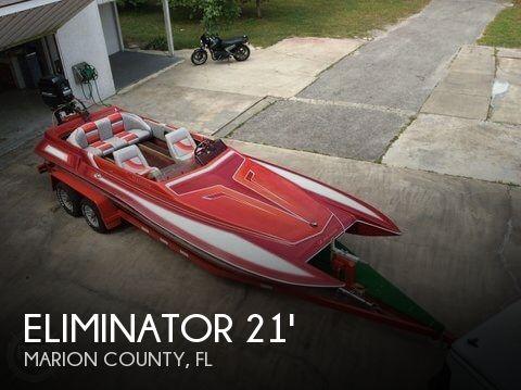 1987 Eliminator 21 Daytona - Photo #1