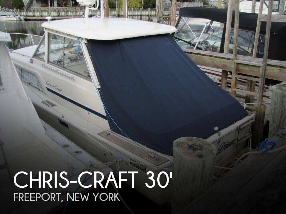 1973 Chris-Craft 30 Express - Photo #1