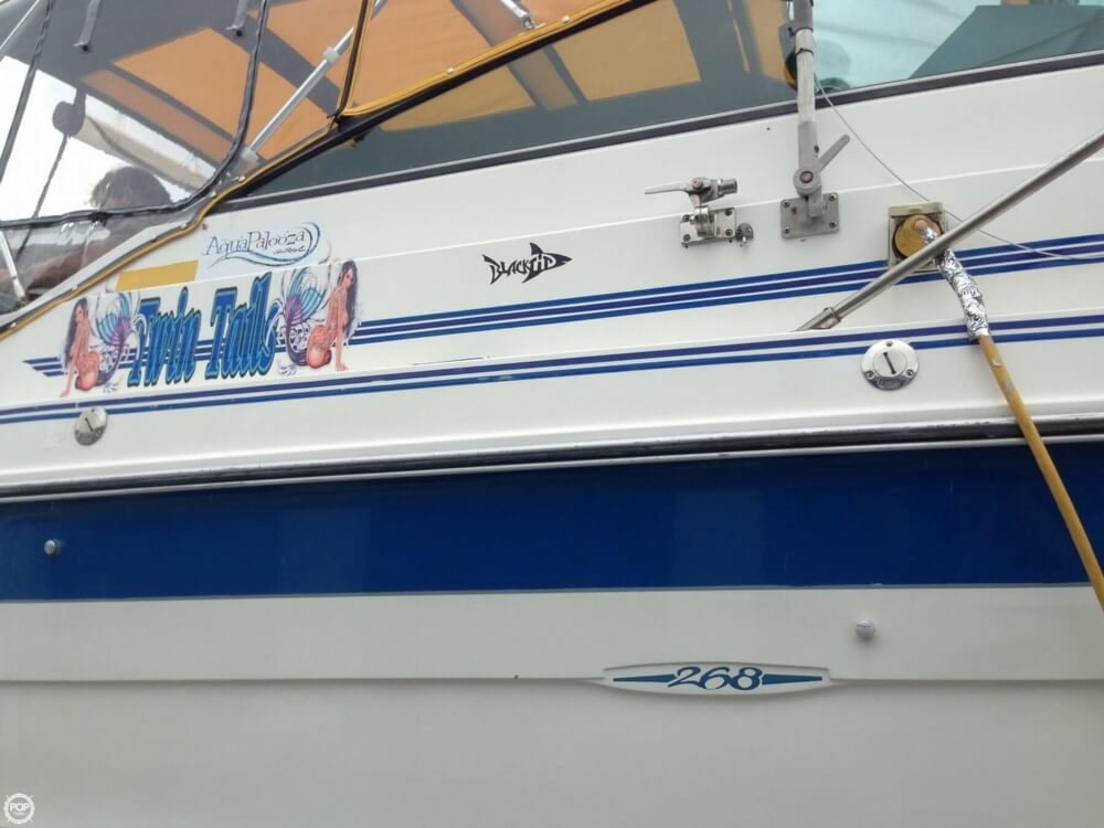 1989 Sea Ray 268 Sundancer - Photo #14