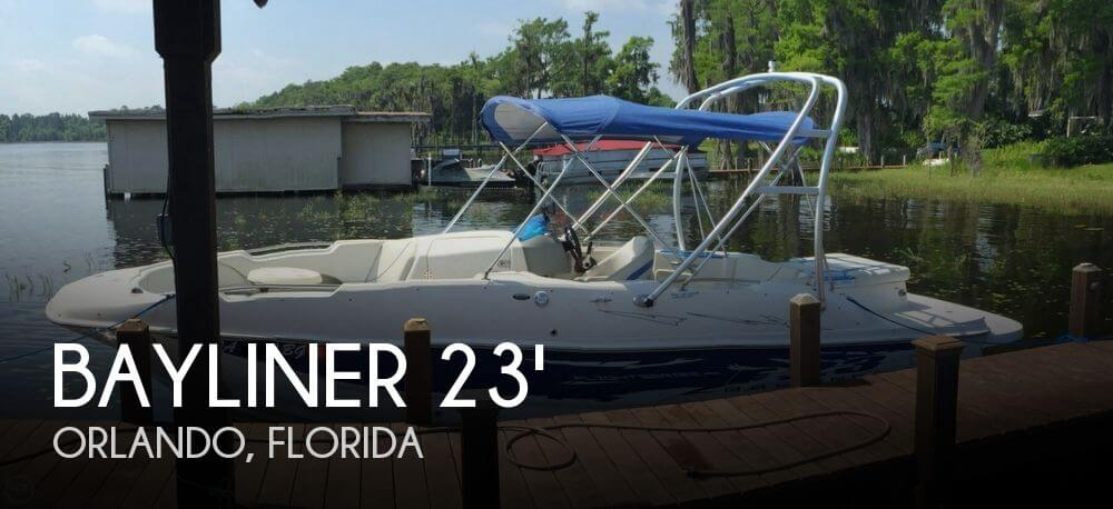 2007 Bayliner 237 SD Special Edition - Photo #1