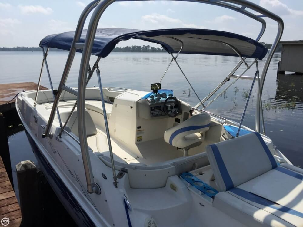 2007 Bayliner 237 SD Special Edition - Photo #17