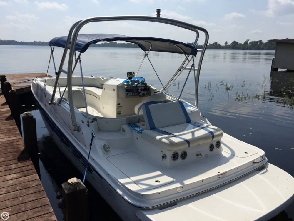 2007 Bayliner 237 SD Special Edition - Photo #18