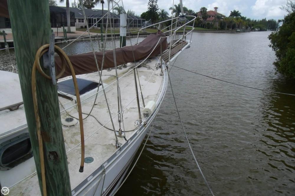 1976 Islander Sailboats 41 Freeport Ketch - Photo #7