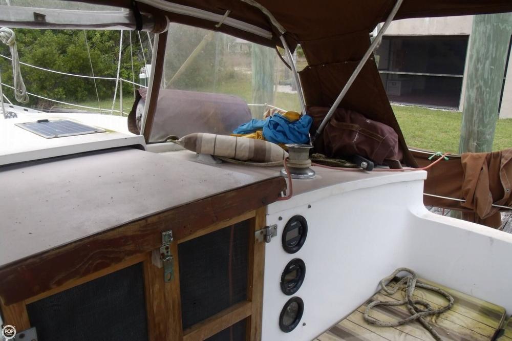 1976 Islander Sailboats 41 Freeport Ketch - Photo #19