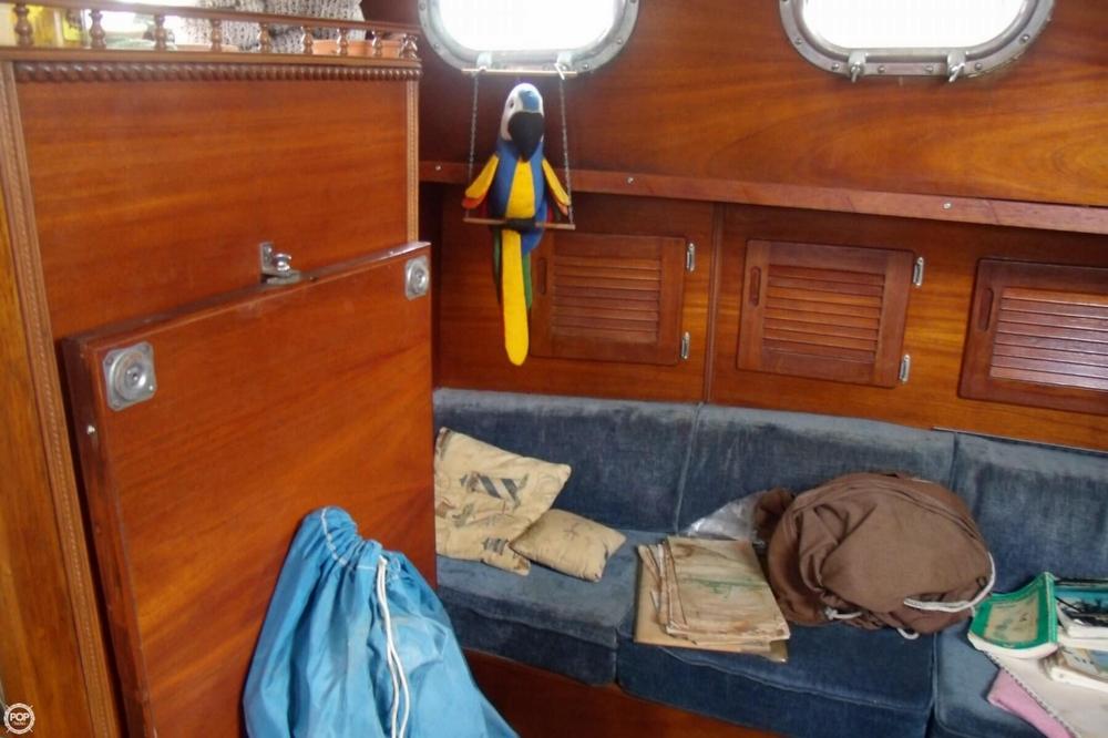 1976 Islander Sailboats 41 Freeport Ketch - Photo #29
