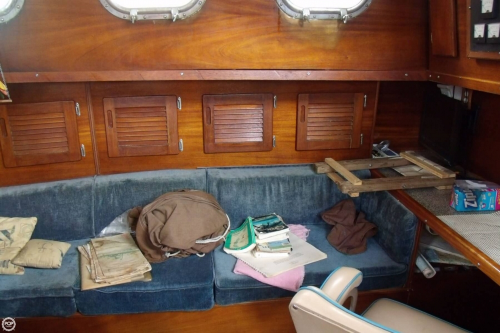 1976 Islander Sailboats 41 Freeport Ketch - Photo #30