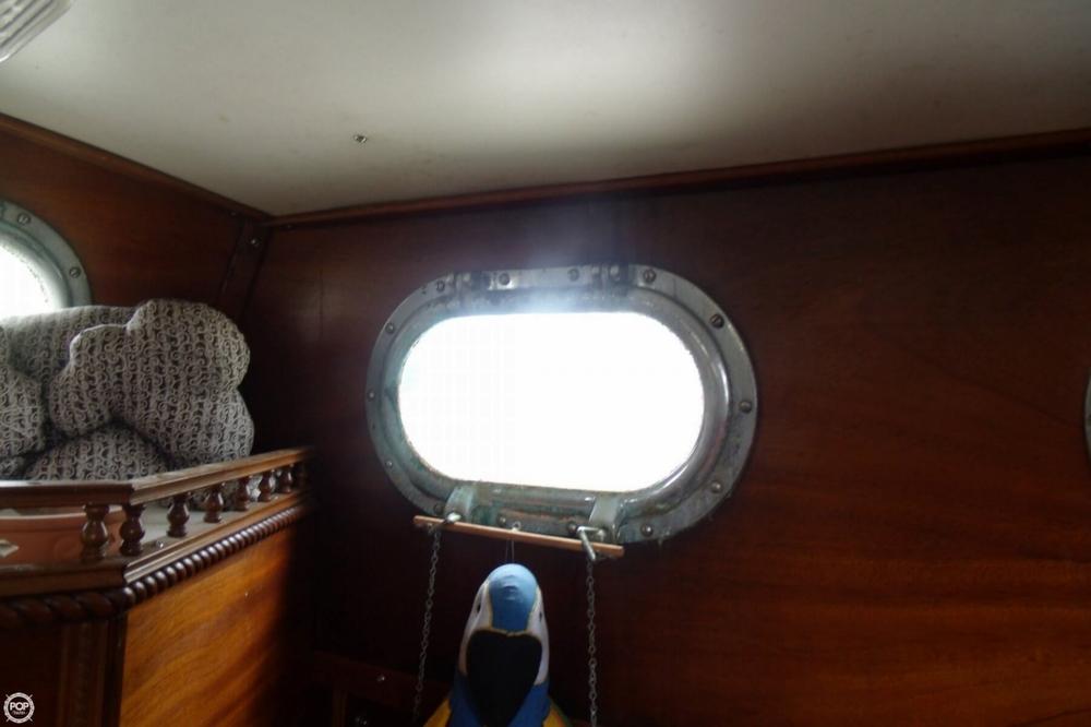 1976 Islander Sailboats 41 Freeport Ketch - Photo #35