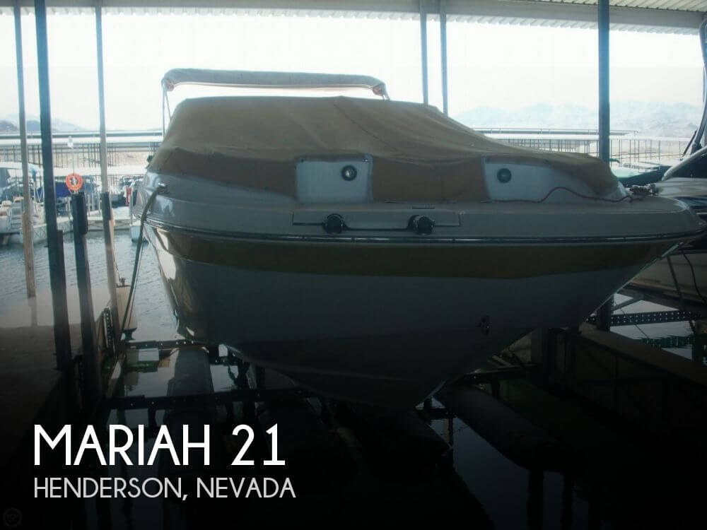 Used Deck Boats For Sale in Nevada by owner | 2006 Mariah 21