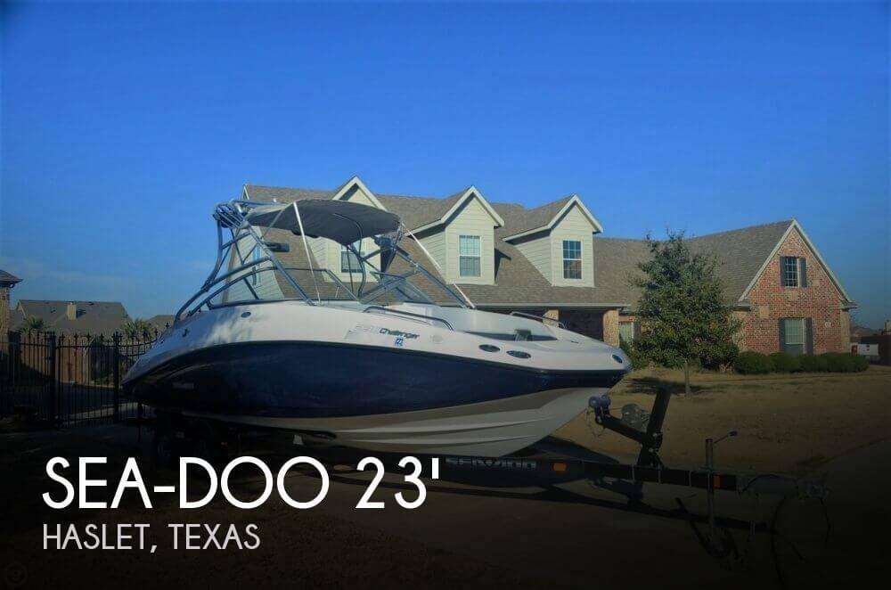 2008 Sea Doo PWC 230 Challenger SE for sale