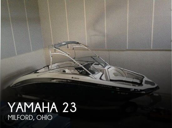 Used Boats For Sale in Dayton, Ohio by owner | 2013 Yamaha 23