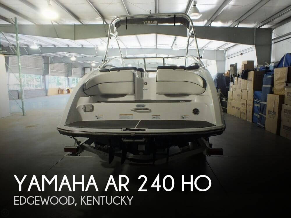 2013 Yamaha AR 240 HO - Photo #1