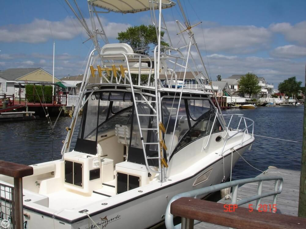 1999 Albemarle 320 Express Fisherman - Photo #2