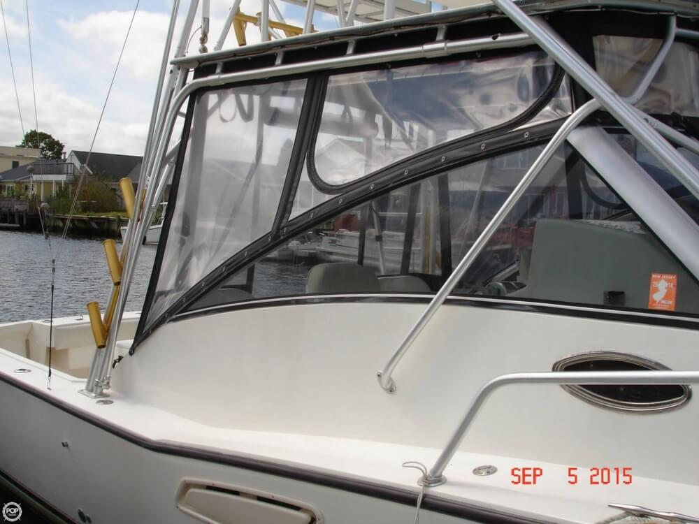 1999 Albemarle 320 Express Fisherman - Photo #11