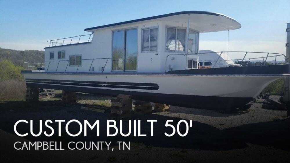 1969 Custom Built 50 Foot Houseboat - Photo #1