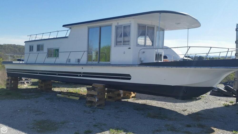 1969 Custom Built 50 Foot Houseboat - Photo #2