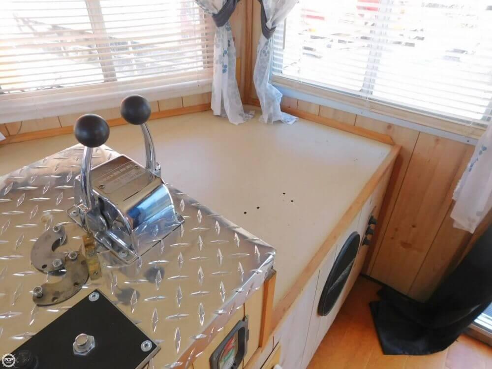 1969 Custom Built 50 Foot Houseboat - Photo #17