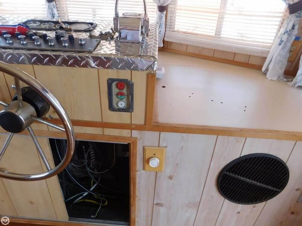 1969 Custom Built 50 Foot Houseboat - Photo #19