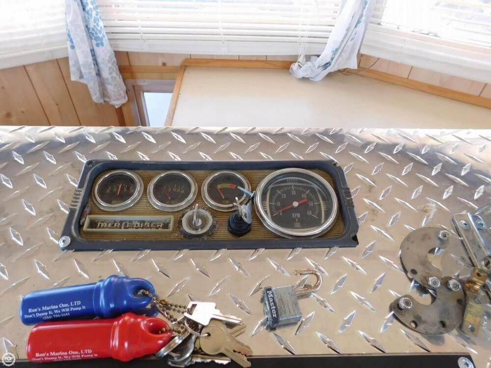 1969 Custom Built 50 Foot Houseboat - Photo #22