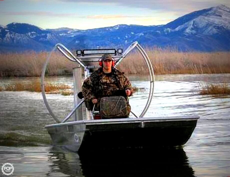 2014 Hydroslide mini airboat boat for sale, model of the boat is 12 Wet Nymph & Image # 12 of 41