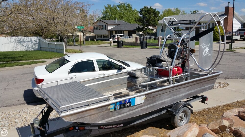 2014 Hydroslide mini airboat boat for sale, model of the boat is 12 Wet Nymph & Image # 15 of 41