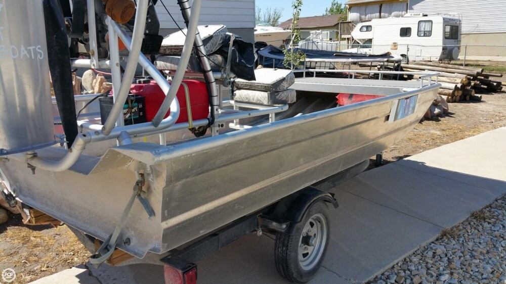 2014 Hydroslide mini airboat boat for sale, model of the boat is 12 Wet Nymph & Image # 30 of 41