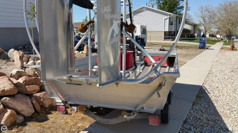 2014 Hydroslide mini airboat boat for sale, model of the boat is 12 Wet Nymph & Image # 33 of 41