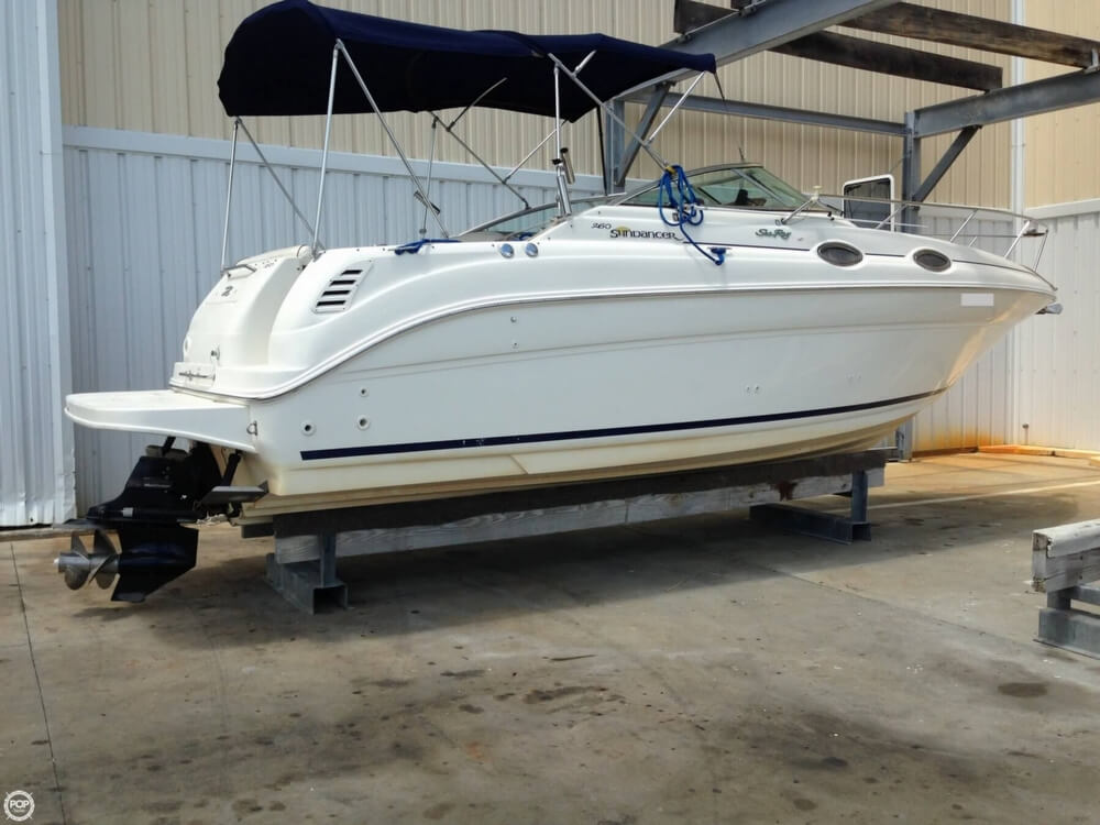 2000 Sea Ray 260 DA Sundancer - Photo #5