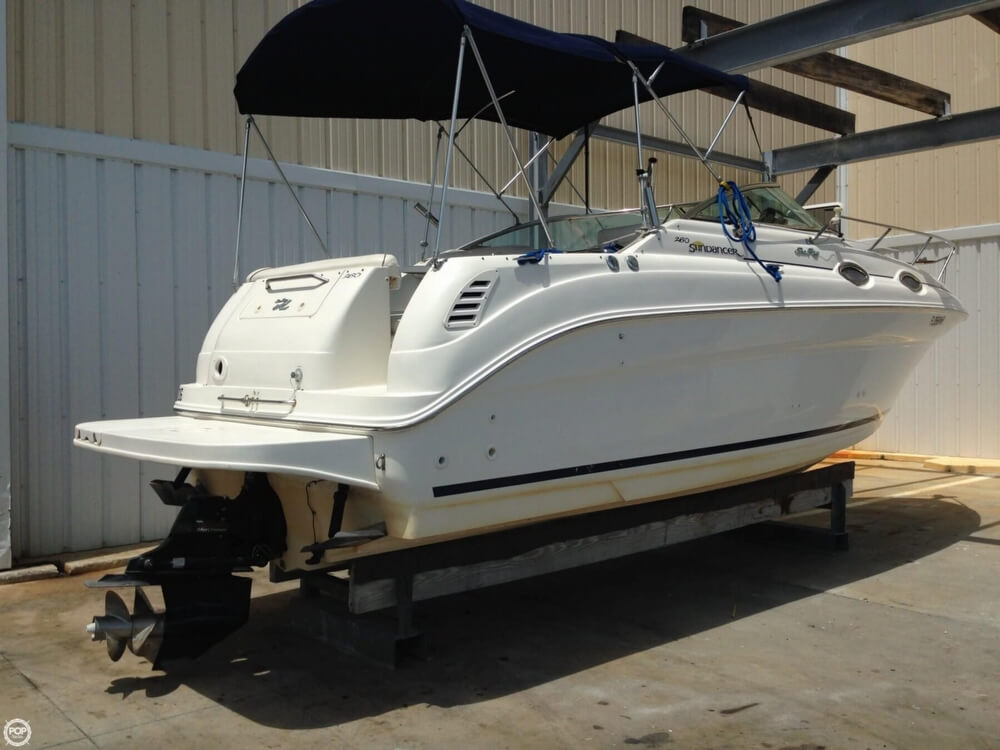 2000 Sea Ray 260 DA Sundancer - Photo #6