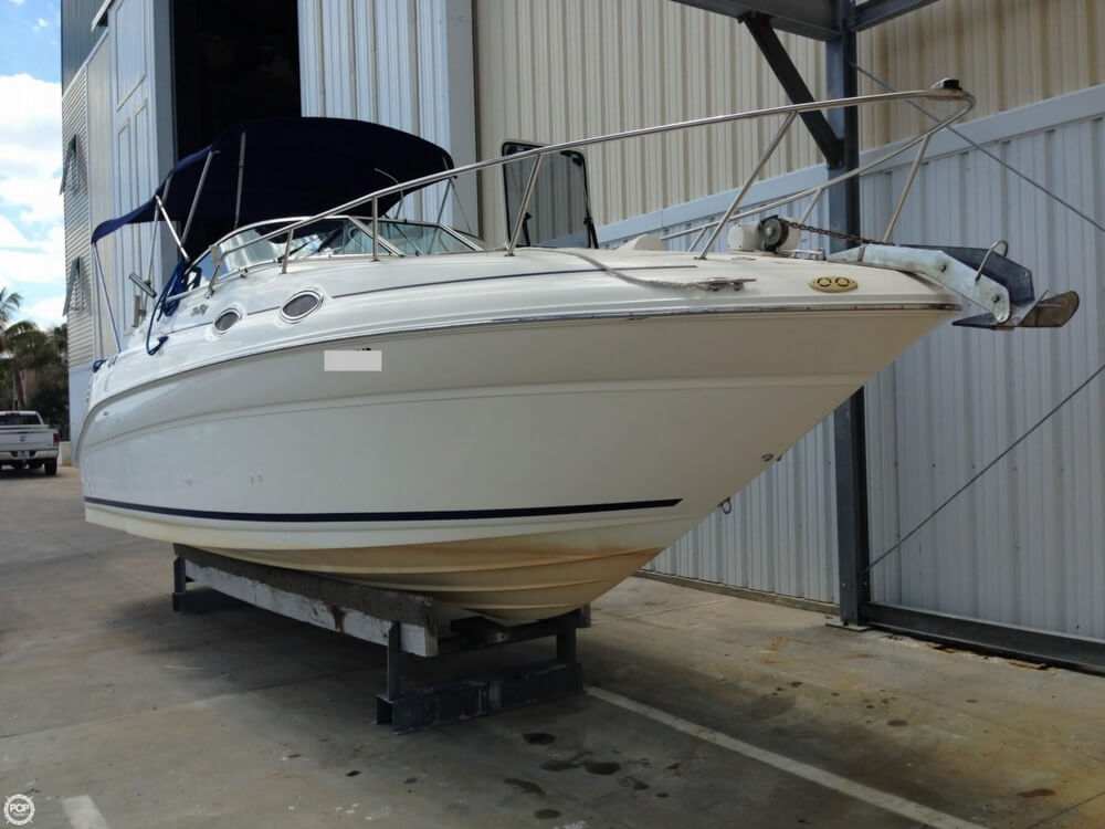 2000 Sea Ray 260 DA Sundancer - Photo #7
