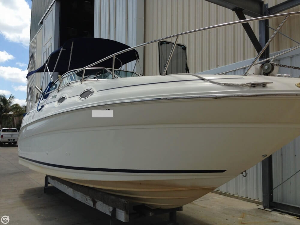 2000 Sea Ray 260 DA Sundancer - Photo #24