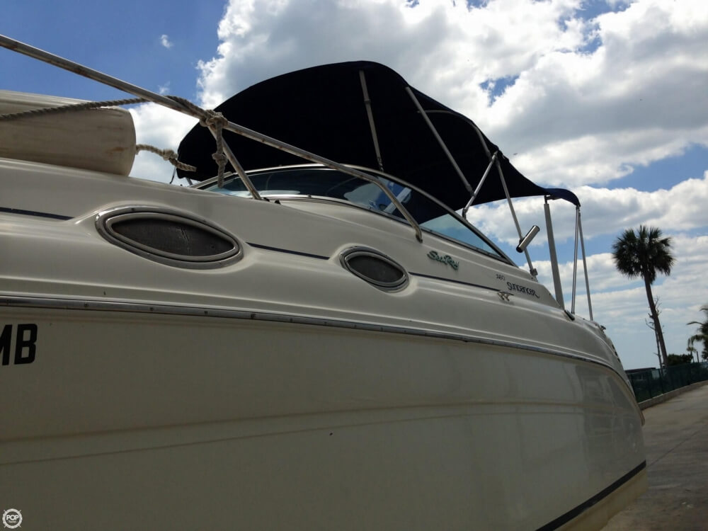 2000 Sea Ray 260 DA Sundancer - Photo #27