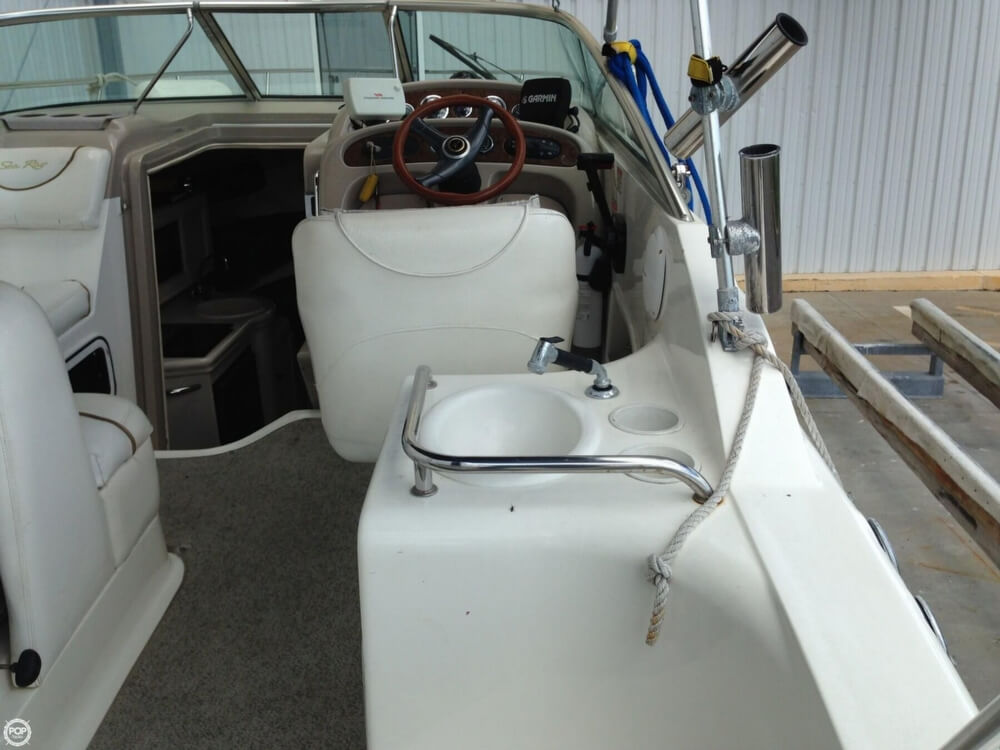2000 Sea Ray 260 DA Sundancer - Photo #33