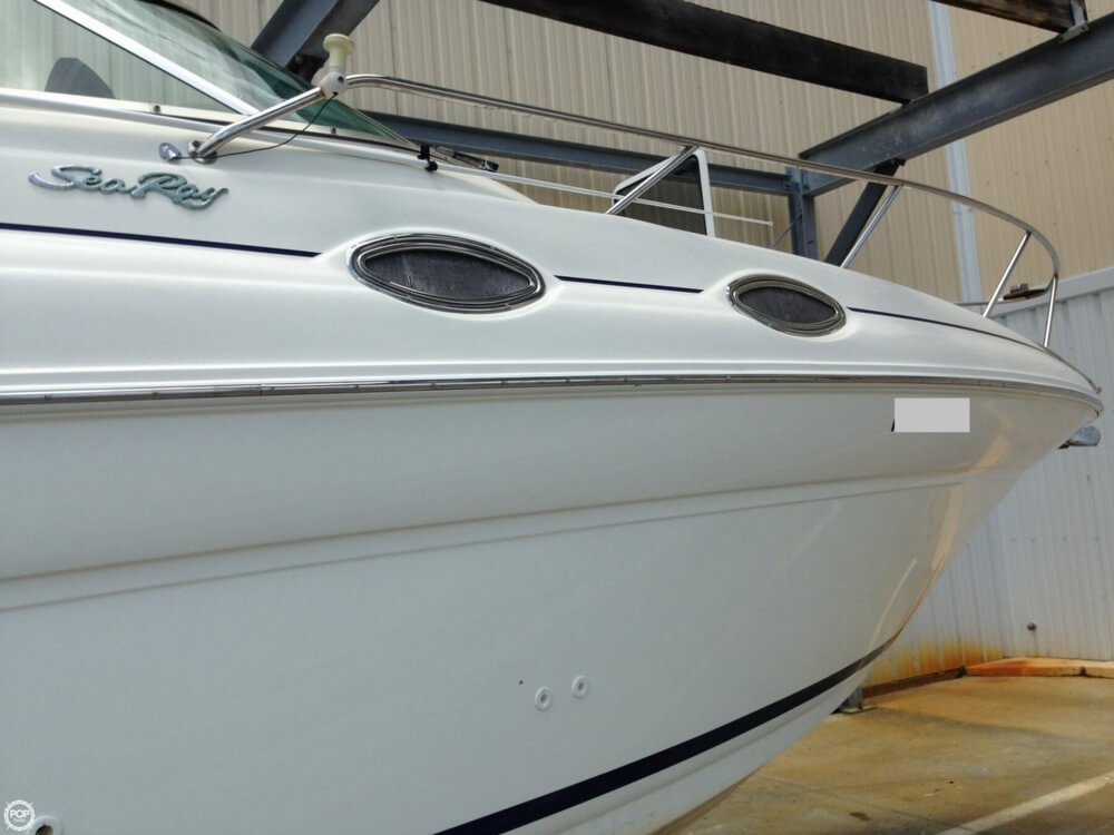 2000 Sea Ray 260 DA Sundancer - Photo #21