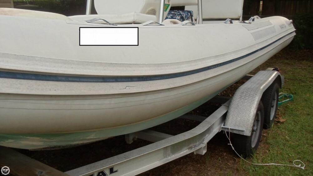 2003 Nautica Rib 20 Cat - Photo #6