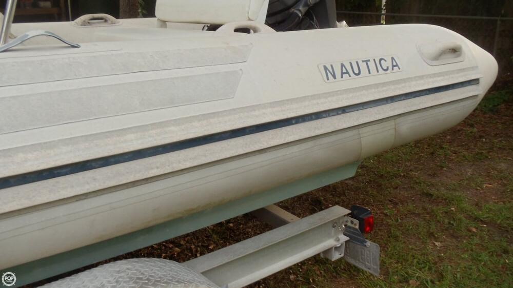 2003 Nautica Rib 20 Cat - Photo #9