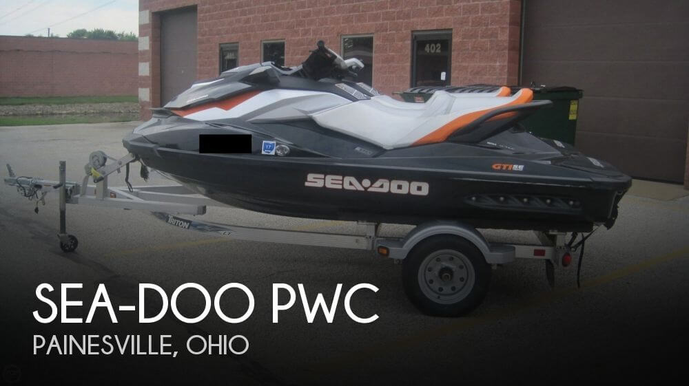 2011 Sea Doo PWC boat for sale, model of the boat is (2) GTI 155 SE (Pair) & Image # 1 of 41
