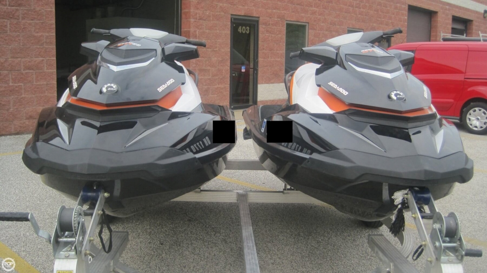 2011 Sea Doo PWC boat for sale, model of the boat is (2) GTI 155 SE (Pair) & Image # 2 of 41