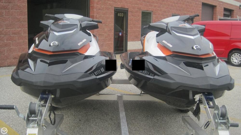 2011 Sea-Doo (2) GTI 155 SE (Pair) - Photo #2