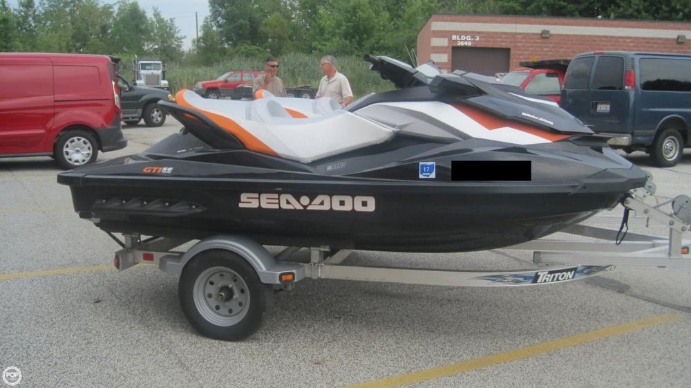 2011 Sea-Doo (2) GTI 155 SE (Pair) - Photo #3