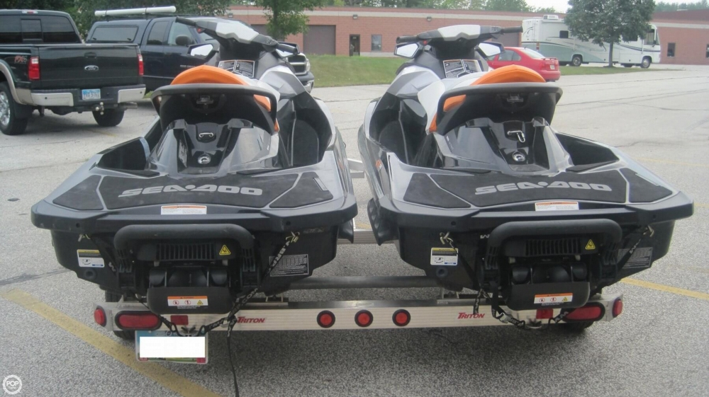 2011 Sea Doo PWC boat for sale, model of the boat is (2) GTI 155 SE (Pair) & Image # 4 of 41
