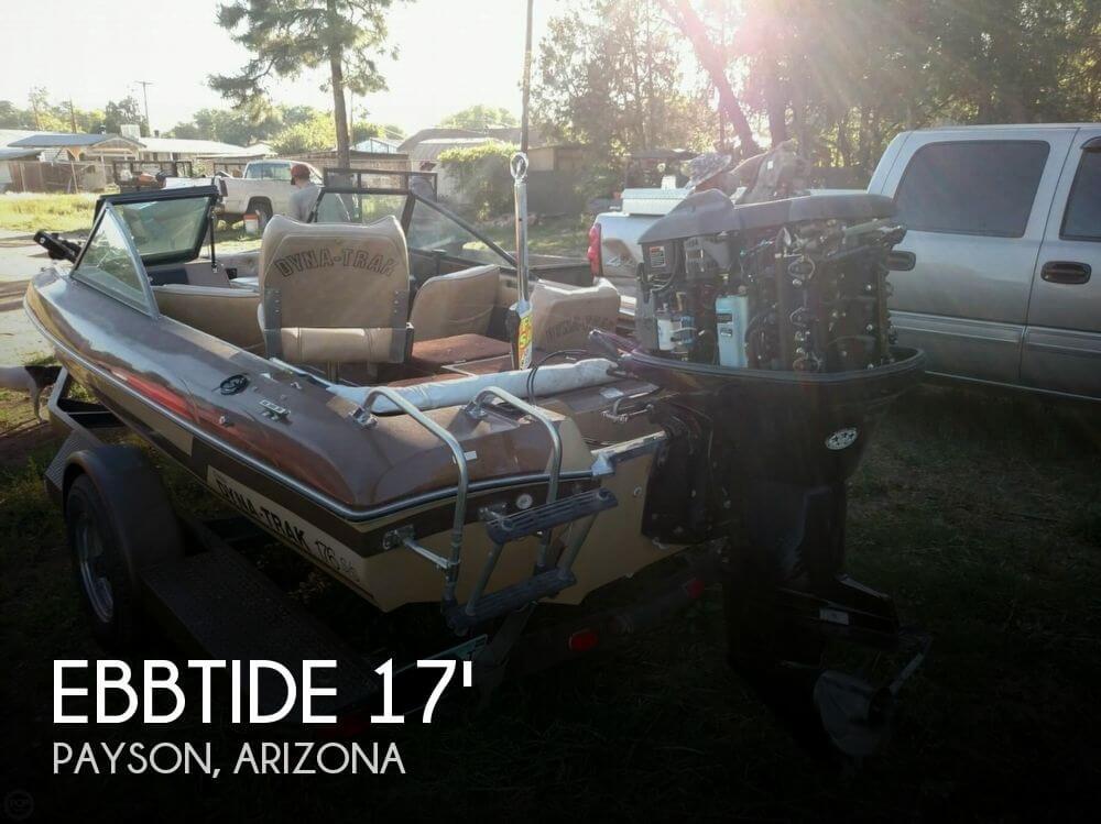 1983 Ebbtide Dyna-Trak 176 SS - Photo #1