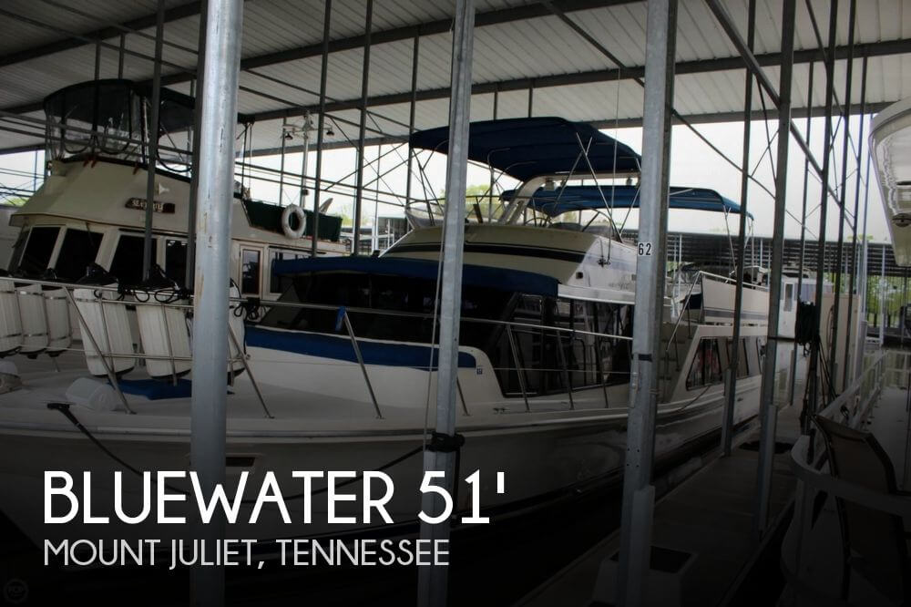 1985 Bluewater Yachts 51 Coastal Cruiser - Photo #1